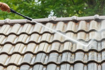 Regular Roof Cleaning