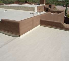 Caring For Your Foam Roof