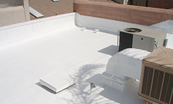 Polyurethane Foam Roofing Phoenix AZ, Foam Roofing