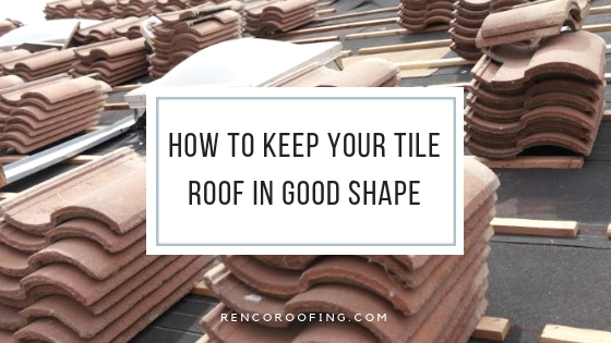 Tile Roofing, How to Keep Your Tile Roof in Good Shape