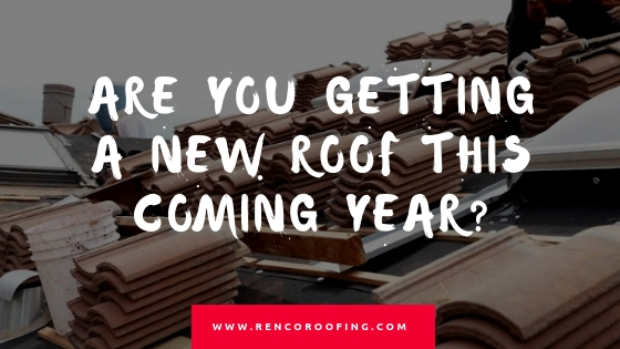 home improvement, Are You Getting a New Roof this Coming Year?