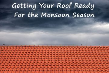 getting your roof ready for the monsoon season