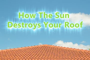 monsoon season, Getting Your Roof Ready For the Monsoon Season