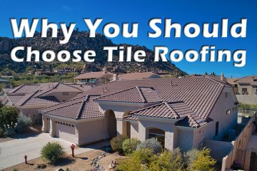 why you should use tile roofing