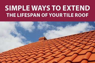 Extend the Lifespan of Your Tile Roof
