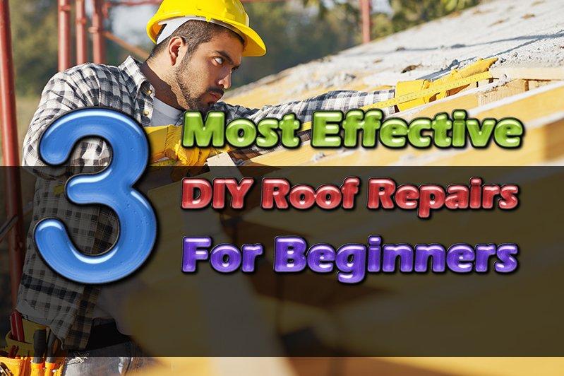 DIY Roof REpair