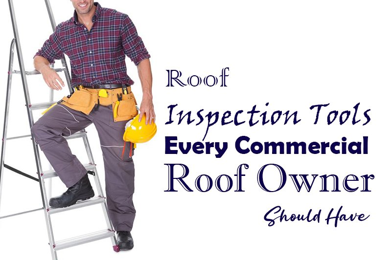 roof inspection tools